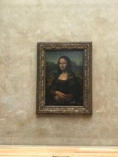 Leonardo da Vinci's Mona Lisa (1503-1506)