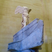 Winged Victory of Samothrace (190 BC, Ancient Greece)